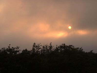 Sudden Thick Fog