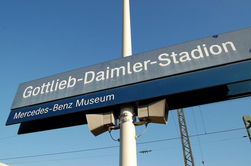 Gottlieb-Daimler Stadion