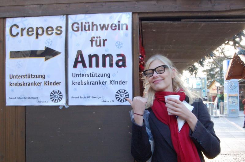 Gluhwein fur Anna