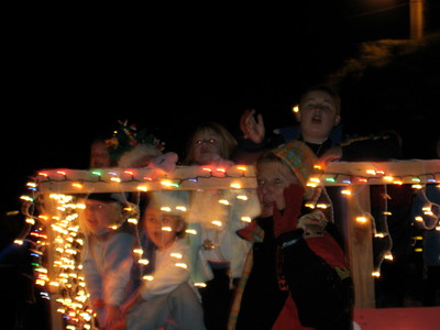 Surf's Up Night of Lights Parade