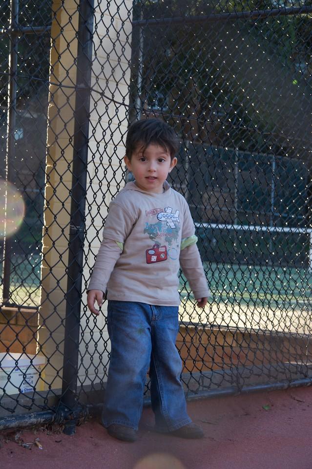 Hadi • At Rockdale Tennis Club.