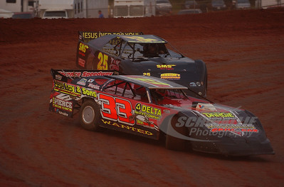 33 Jesse Lay and 25 Tim Roszell