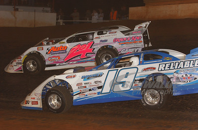 19 Steve Casebolt and 201 Billy Ogle, Jr.