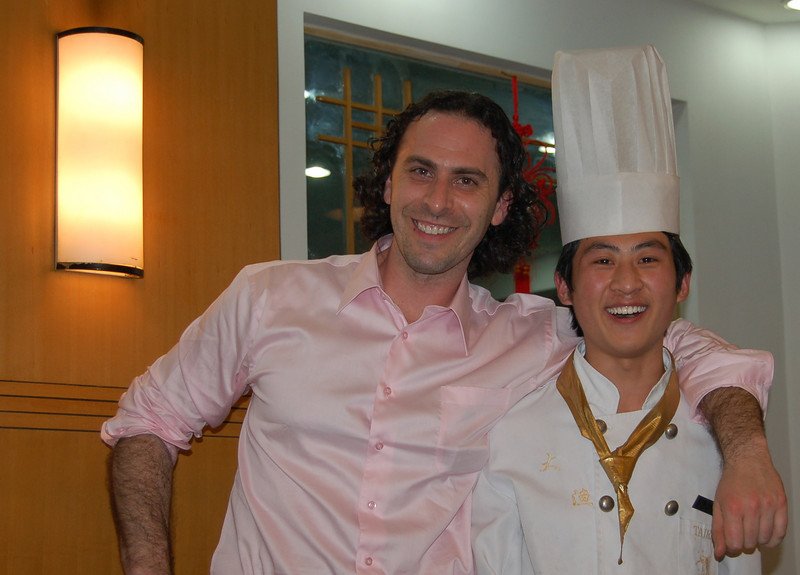 brian and chef