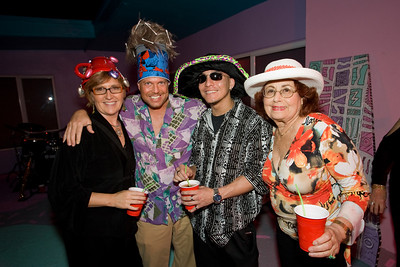 The Famous Hat Party 2007