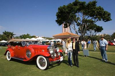 Boca Raton Concours Car Show