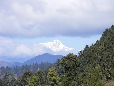 Himalayan Mountain View - Mibs Mara