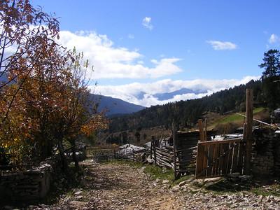 Village of Shingkar - Mibs Mara