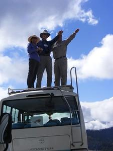 Viewing Himalayan Mountains - Mibs Mara