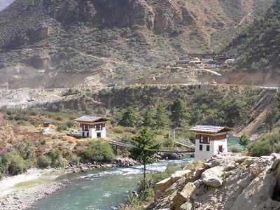 Journey From Paro to Thimphu - Mibs Mara