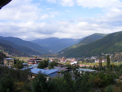 Thimphu - Mibs Mara