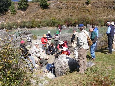 Geology Lesson - Mibs Mara