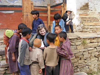 Children in Village of Shingkar - Mibs Mara