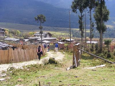 Village of Shingkar in the Ura Valley - Mibs Mara