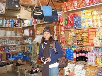 Alicia Gutierrez Fuqua in Jakar Market - Mibs Mara