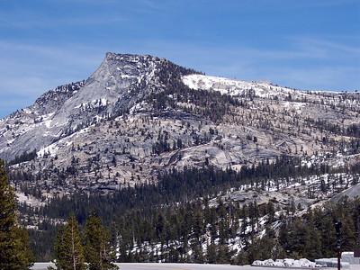 Tenaya Peak