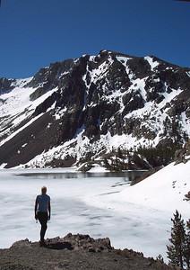 Me & Ellery Lake.