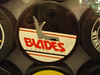 puck from the Kansas City Blades... memories...