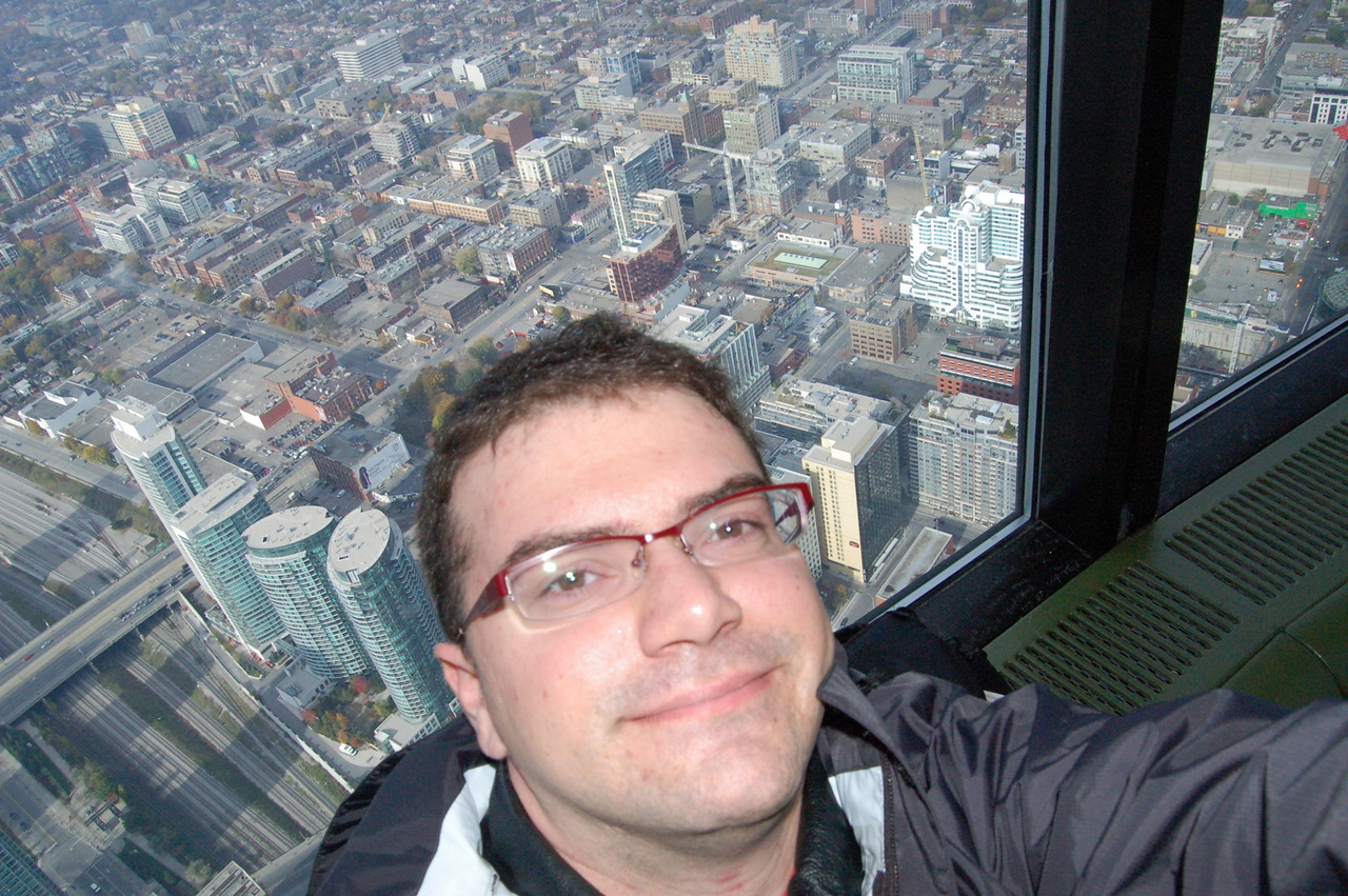 Me @ CN Tower
