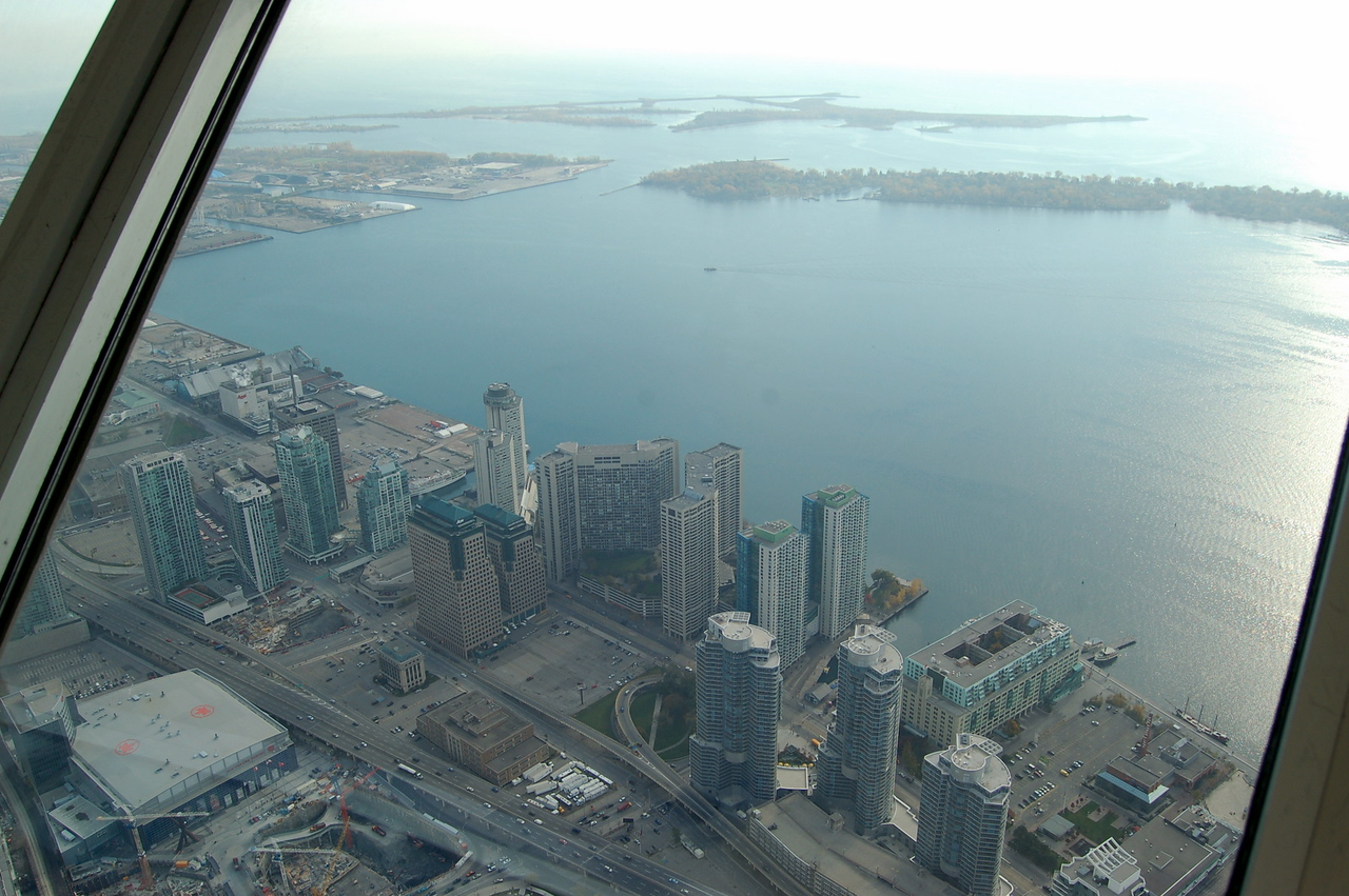 From the skypod