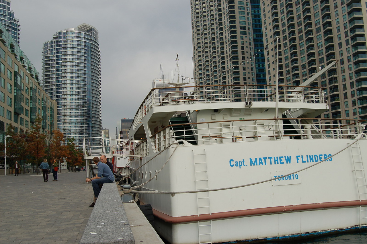 Matthew boat