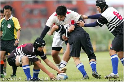 2007年照片集錦(Rugby Pics in 2007)