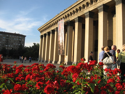 Novosibirsk Opera House - Leslie Rowley