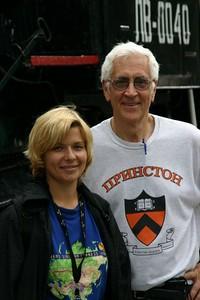 Olga Boyarskaya and Bob Manning - Al & Helen Wade
