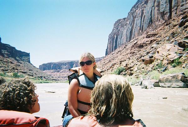 Tri-Family Moab Vacation 2007