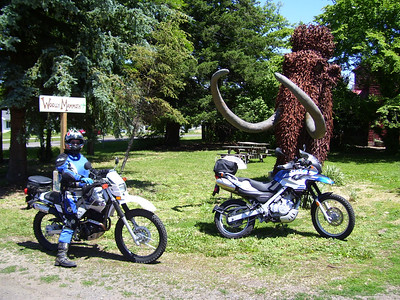 Trip to BMW Rally at John Day, OR