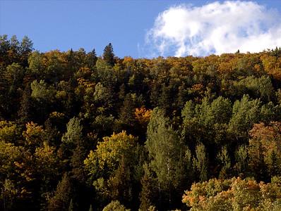 Quebec - Matapedia Valley