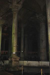 Underground Cistern - Liz Greenberg