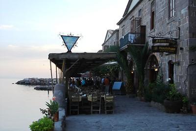 Nazilhan Hotel in Assos - Liz Greenberg