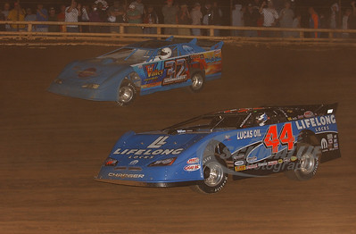 44 Earl Pearson Jr. and 32 Greg Baumberger
