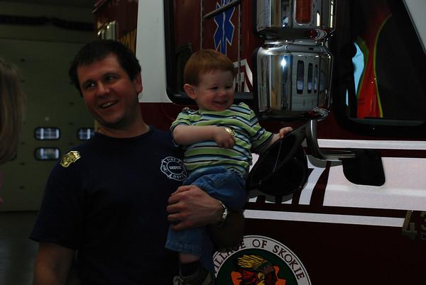 2007 Uncle Joe's firehouse