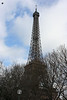 Say Hi to the Eiffel Tower (the real thing, not a replica at Las Vegas).  It was built in 1889.