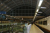 Let's talk another look at  EuroStar's London St. Pancras station before we head off to Paris