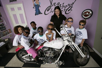 Vagabond Choppers Promo for the Boys and Girls Clubs of Broward County