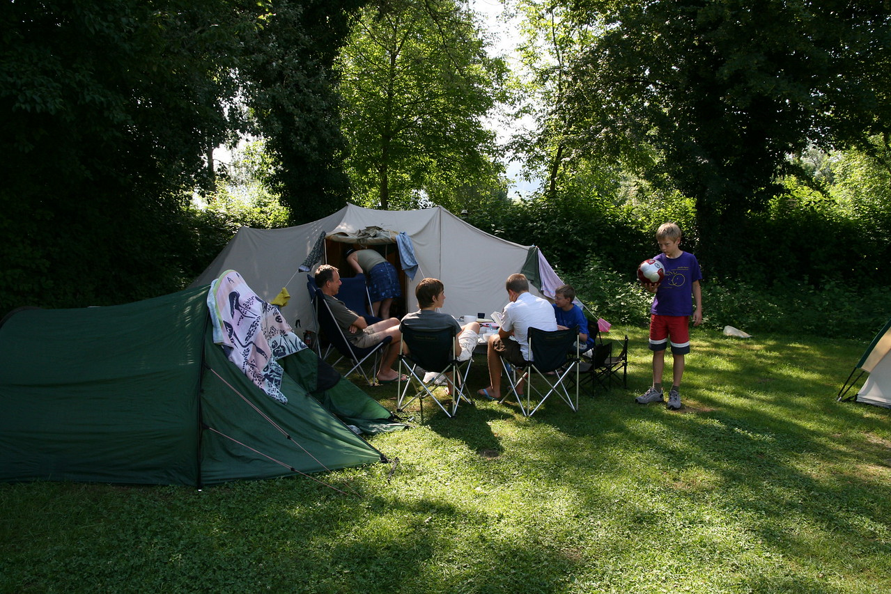 Camping Horn, Bodensee