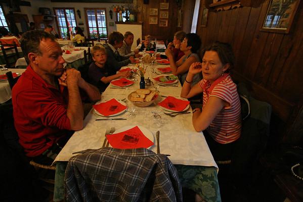 eten in La Lanca