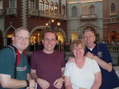 Vegas, Baby! September 2007