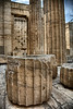 The Propylaia at the Acropolis Athens Greece