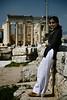 sham porch of the caryatids athens greece