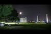 Temple of Zeus night Athens Greece