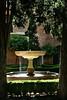 fountain alhambra granada spain