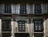 delapidated facade granada spain