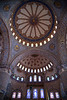 inside 2 blue mosque istanbul