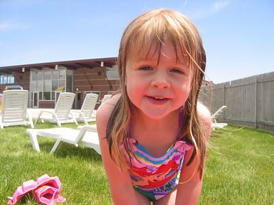 Wilson Ranch Pool - May 2007