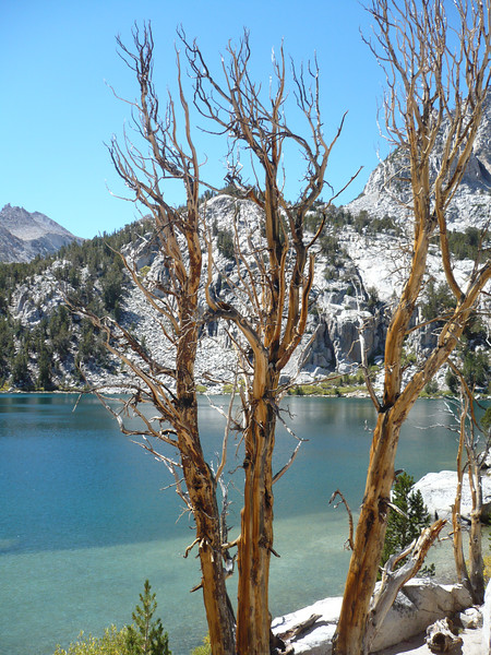 Upper Lamark lake