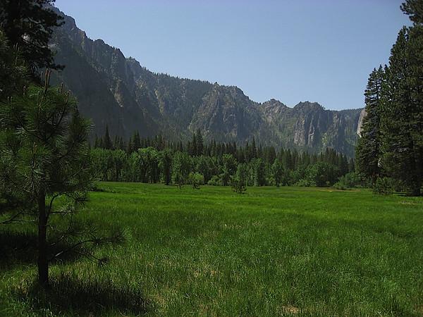 Mirror Lake in May